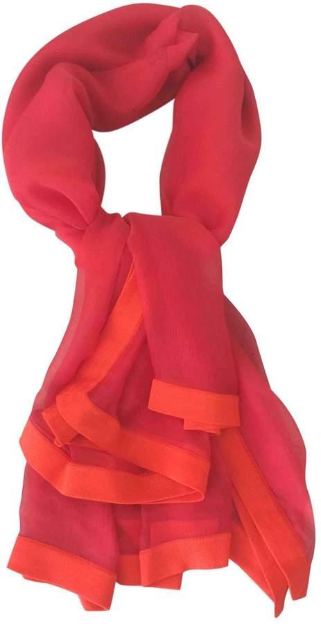 Hermes Châle silk stole