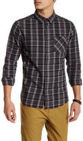 Volcom Gaines Long Sleeve Plaid Shirt