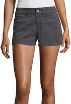 UNIONBAY Union Bay 3.5 Porkchop Pocket Short Twill Chino Shorts-Juniors
