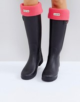 Hunter Pink Tall Boot Socks