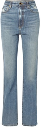 KHAITE Light Blue Danielle Jean