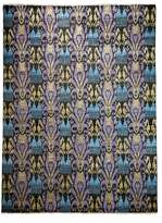 "Bloomingdale's Ikat Collection Oriental Rug, 9'1"" x 12'2"""