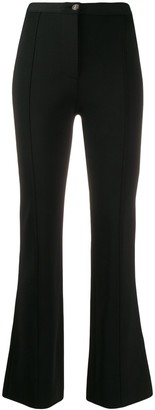 Givenchy slim flared trousers