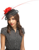 Dramatic Entrance Fascinator