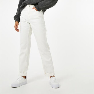 Jack Wills Maddison High Rise Straight Leg Jean