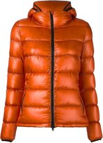 Herno padded jacket - women - Feather Down/Polyamide/Polyester - 44