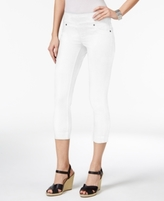Style&Co. Style & Co Style & Co Petite Ella Pull-On Rinse Wash Capri Jeans, Created for Macy's