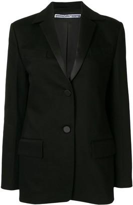 Alexander Wang Boxy Tuxedo Jacket