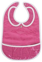 Les Pascalettes Pink Bib with White Trim