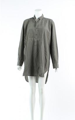 Orlebar Brown Khaki Silk Dress for Women