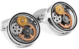 Tateossian Gear Cufflinks