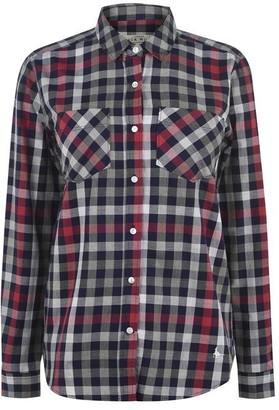 Jack Wills Breighton Boyfriend Check Shirt