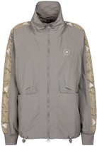 Thumbnail for your product : adidas by Stella McCartney Nylon track jacket