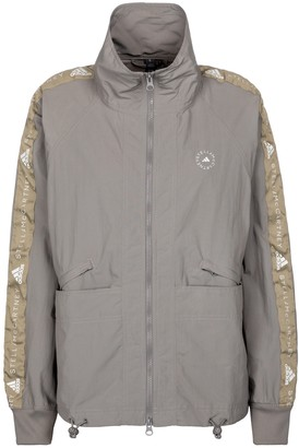 adidas by Stella McCartney Nylon track jacket