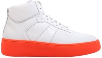 Maison Margiela Contrast Sole Sneakers