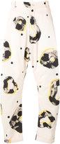 Henrik Vibskov New Circle trousers - men - Cotton - L
