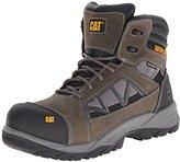 """Caterpillar Men's Compressor 6"""" Waterproof Comp Toe Work Boot"""