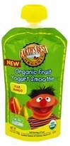 Earth Earth's Best Organic Pear Mango Fruit Yogurt Smoothie 4.2 oz