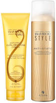 Alterna Bamboo Style Dry Finishing Spray and Curl Defining Cream Duo (Worth 45.50)