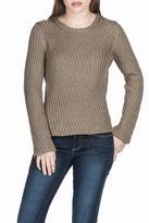 Lilla P Gold Rib Sweater