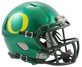 NCAA Oregon Ducks Riddell Speed Mini Helmet - Green