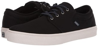 Etnies Hamilton Bloom (Black) Men's Skate Shoes
