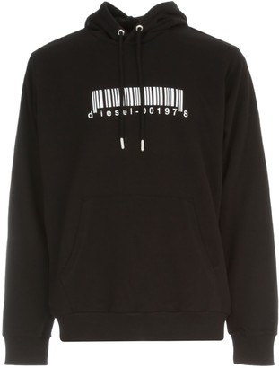 Diesel Girk Hooded Sweatshirt