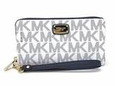 Michael Kors Jet Set Item Coin Multifunction Wristlet Phone Case