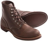 Red Wing Shoes 8111 Iron Ranger Cap-Toe Boots - Factory 2nds (For Men)