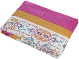 Thumbnail for your product : Etro Camargue Le Sambuc Quilted Bedcover - 270x270cm - Ivory