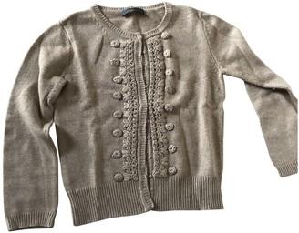 Alberta Ferretti Camel Wool Knitwear for Women
