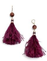 Kate Spade Women's 'Swing Time' Tassel Earrings