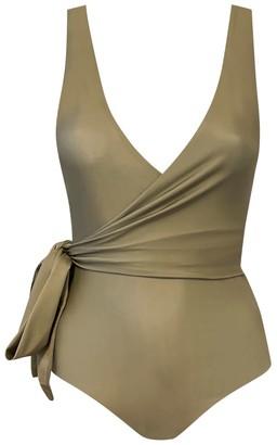 Baiia Mossman Reversible Wrapsuit