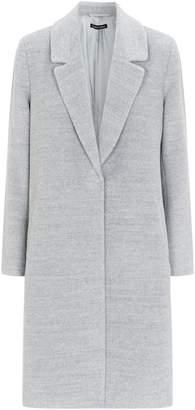 Eileen Fisher Alpaca Wool-Blend Jacket