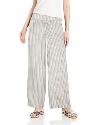Amazon Brand - Daily Ritual Women's Linen Wide-Leg Pant