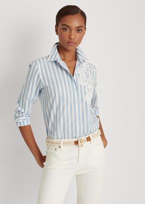 Ralph Lauren Striped Cotton Shirt