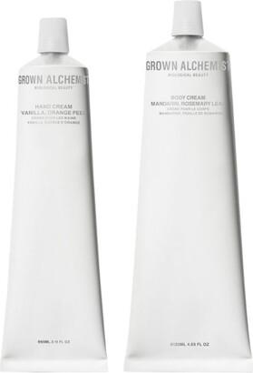 GROWN ALCHEMIST Hand And Body Cream Gift Set