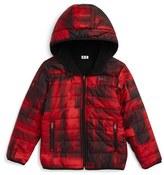 Under Armour Toddler Boy's Blast Water Resistant Reversible Jacket