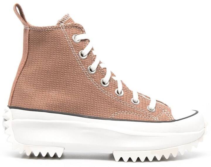 Thumbnail for your product : Converse Run Star Hike high-top sneakers