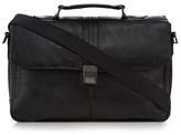 Jeff Banks Black Briefcase