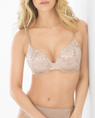Soma Intimates Vanishing Back Full Coverage Lace Bra