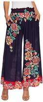 Johnny Was Rosey Pants Women's Casual Pants