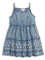 Design History Little Girl's Embroidered Dress