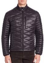 Saks Fifth Avenue MODERN Quilted Puffer Jacket