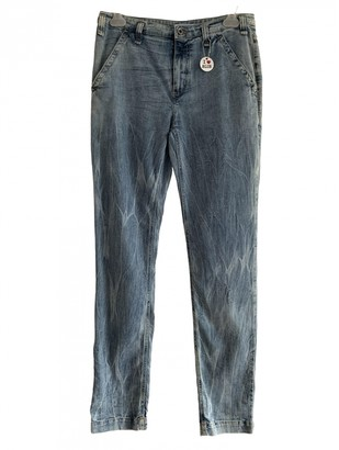 Strenesse Blue Cotton - elasthane Jeans for Women