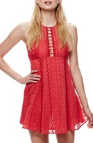 Free People Women's Wherever You Go Minidress