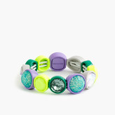 J.Crew Girls' glow-in-the-dark jewel bracelet