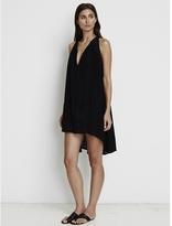 Faithfull The Brand Coco Hi-Low Tunic Dress