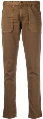 BA&SH Cropped Chino Trousers