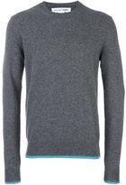 Comme des Garcons round neck jumper - men - Wool - XL